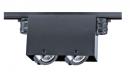 LED MR16 盒燈軌道燈具/雙燈