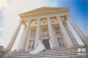 【婚紗攝影】第一個有你的夢
