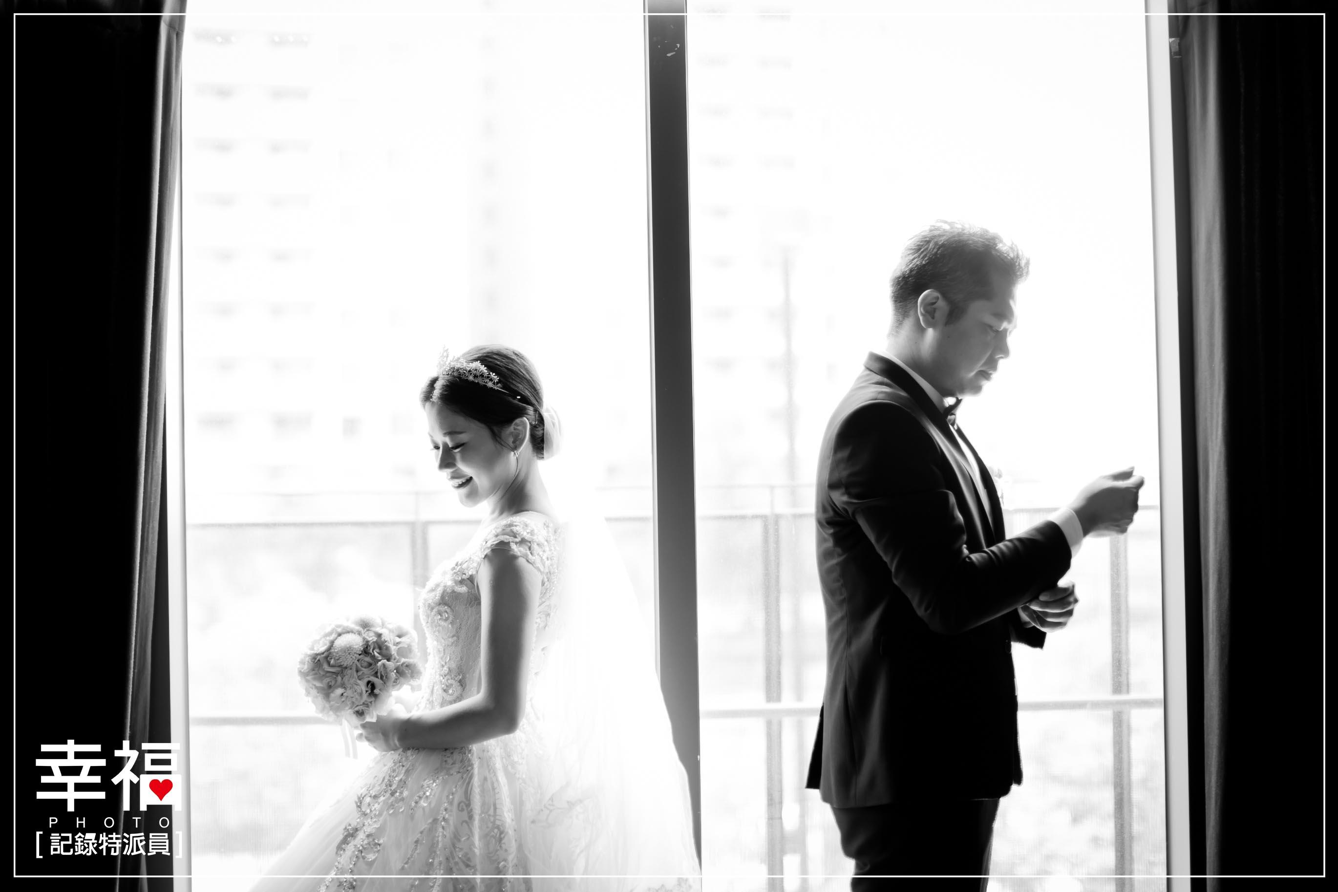 『婚禮記錄』彭園婚宴會館-八德館