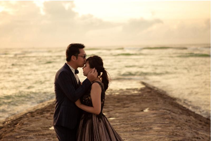 幸福記錄特派員 讓我放心把婚攝婚錄,甚至婚紗都交給他們~