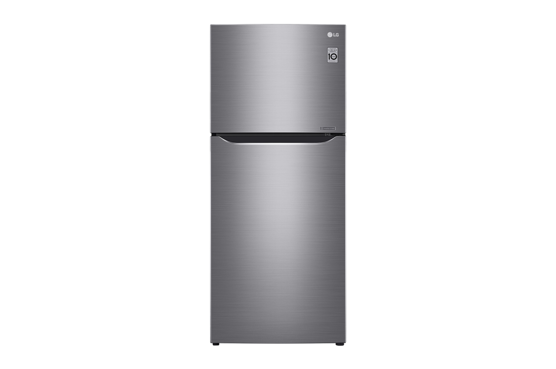 LG 直驅變頻上下門冰箱 393L 樂金 星辰銀 電冰箱 GN-BL418SV