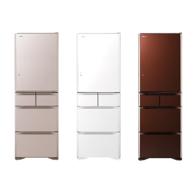 日立 Hitachi 超大容量 五門冰箱 五門 RG500GJ 501L 電冰箱