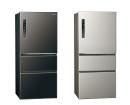 Panasonic ECONAVI 無邊框鋼板系列 610L 國際 電冰箱 NR-C619HV (星空黑 / 銀河灰)