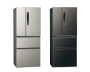 Panasonic ECONAVI 無邊框鋼板系列 500L 國際 電冰箱 NR-D509HV (星空黑 / 銀河灰)