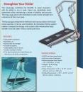 水中跑步機-WAX01