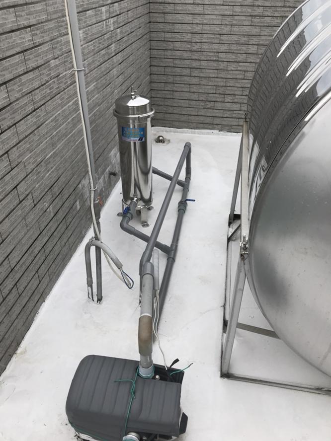 金屬淨水器