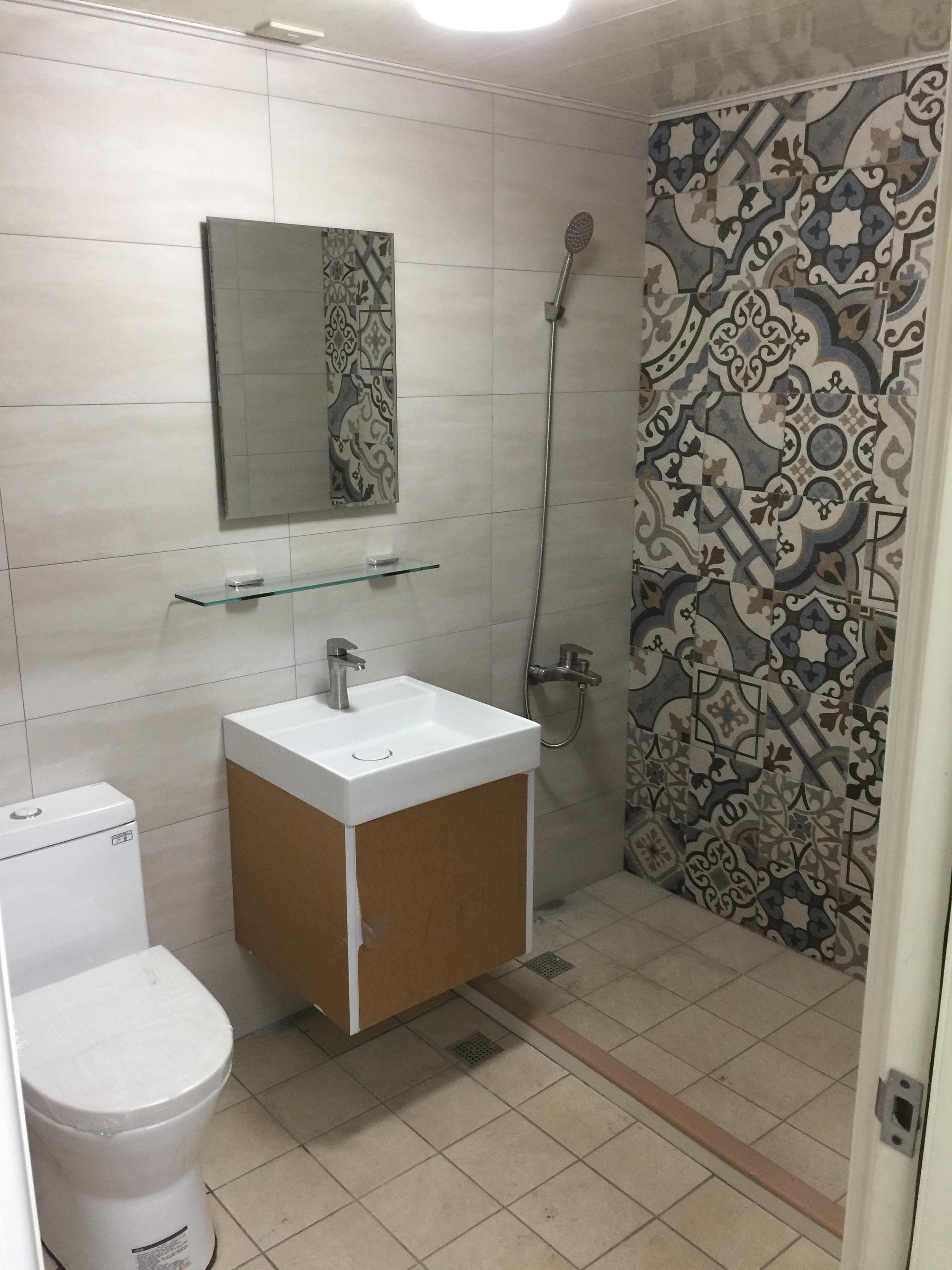 (19)浴廁衛浴設備安裝完工