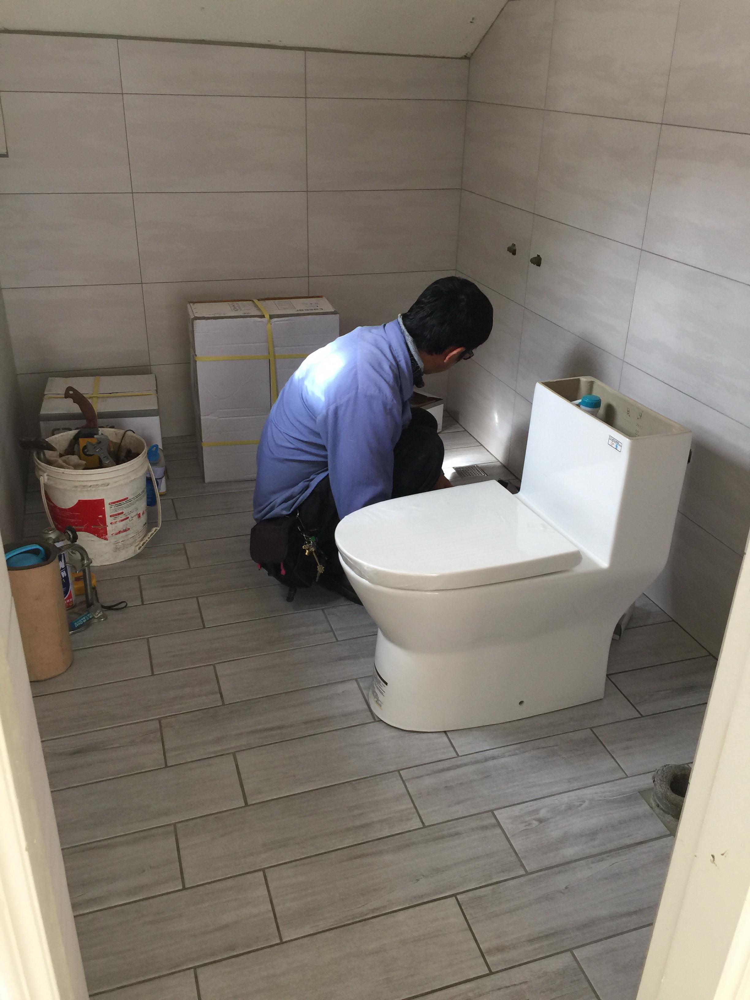 (20)浴廁衛浴設備安裝