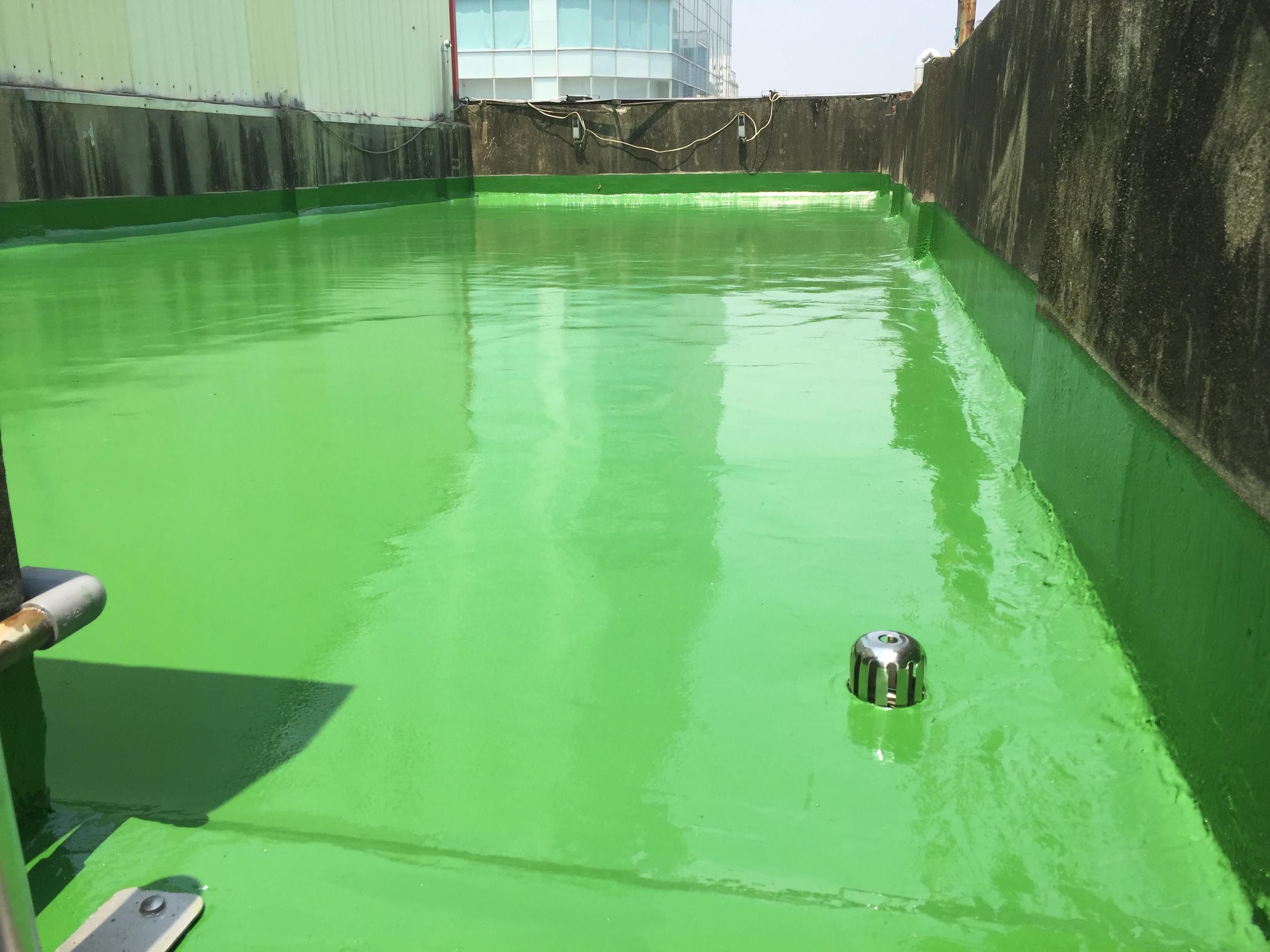 (13)頂樓PU防水 面漆