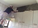 5.貼牆面瓷磚