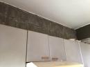 1.舊壁磚已打除,貼壁磚施工前