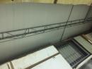 垂楊路-1F後面天花板鐵皮支架油漆