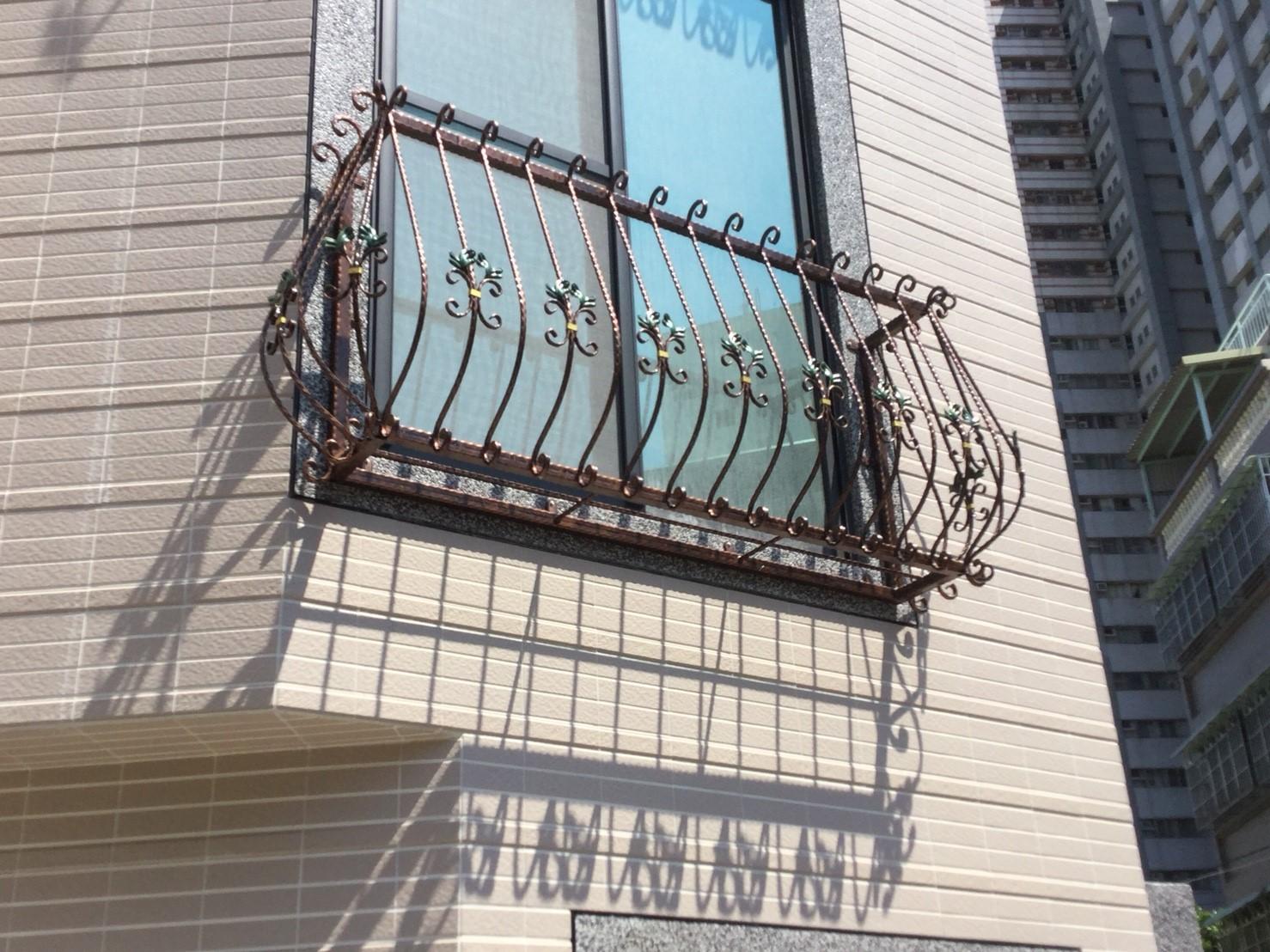 鍛造欄杆 (55)