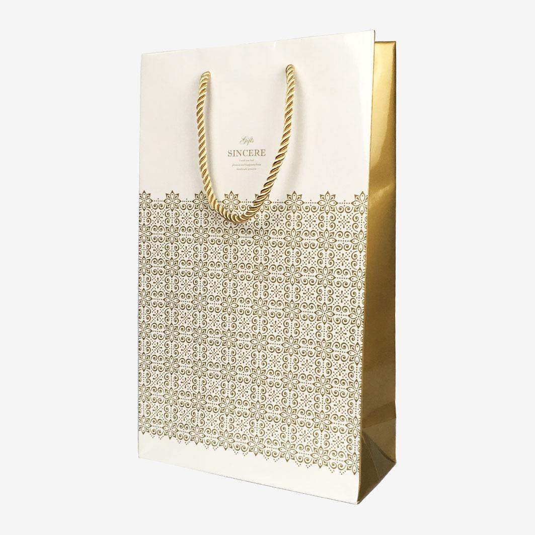 B882 雙瓶裝禮品袋-卡朵金