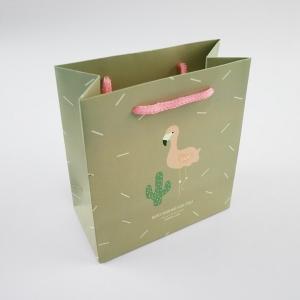 B2 卡通紅鶴4號紙袋