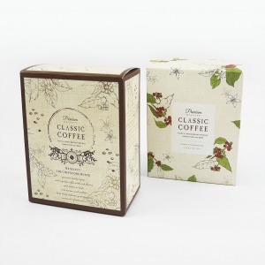 X400 咖啡包紙盒
