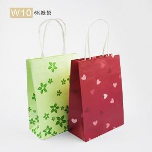 W10 6K紙把紙袋