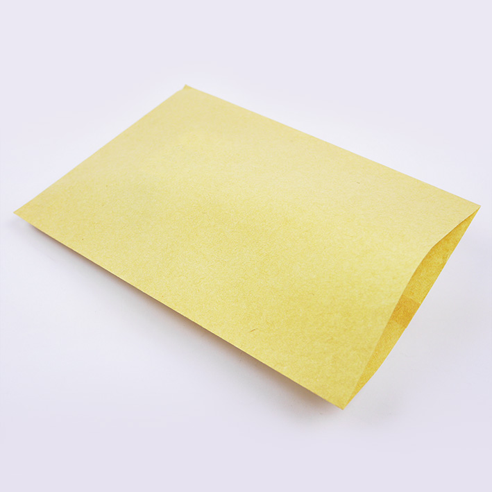 E3 平口紙袋-素牛皮