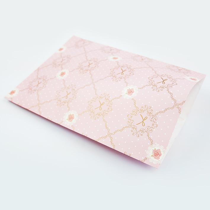 E89 典雅玫瑰粉紅