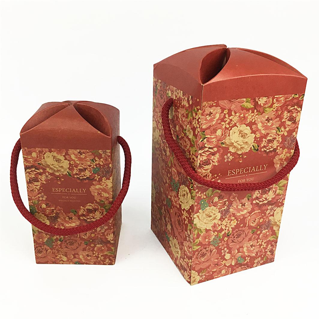 X158 花苞手提禮盒-花富貴
