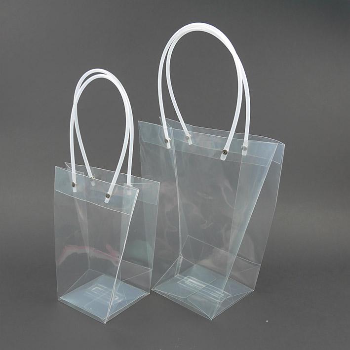 V167 T型透明手提袋