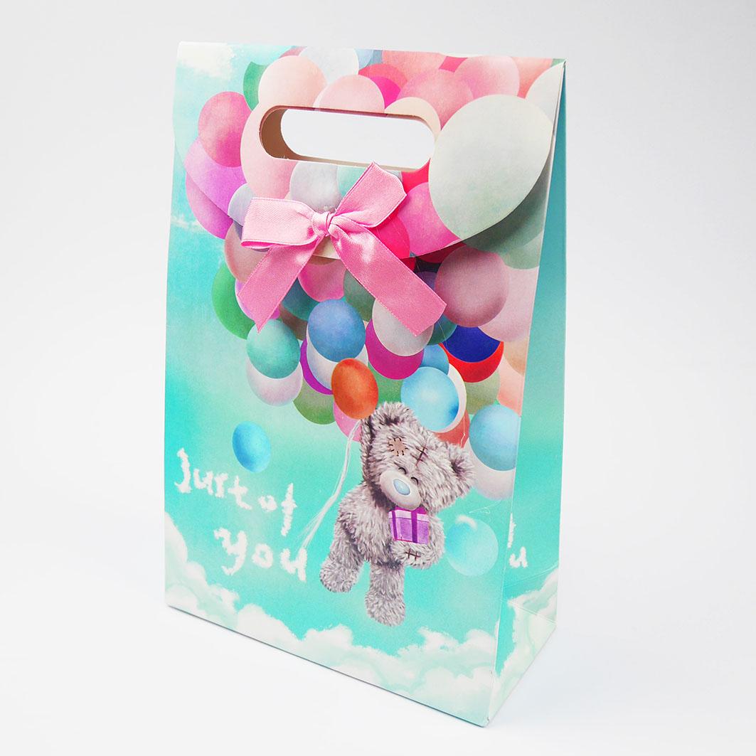 B209 打洞禮品袋-夢想氣球小熊