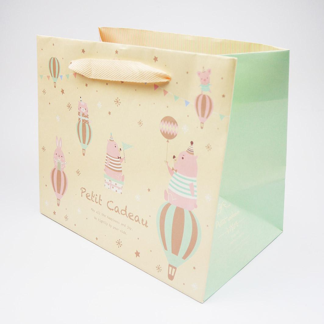 B45 寶貝派對紙袋