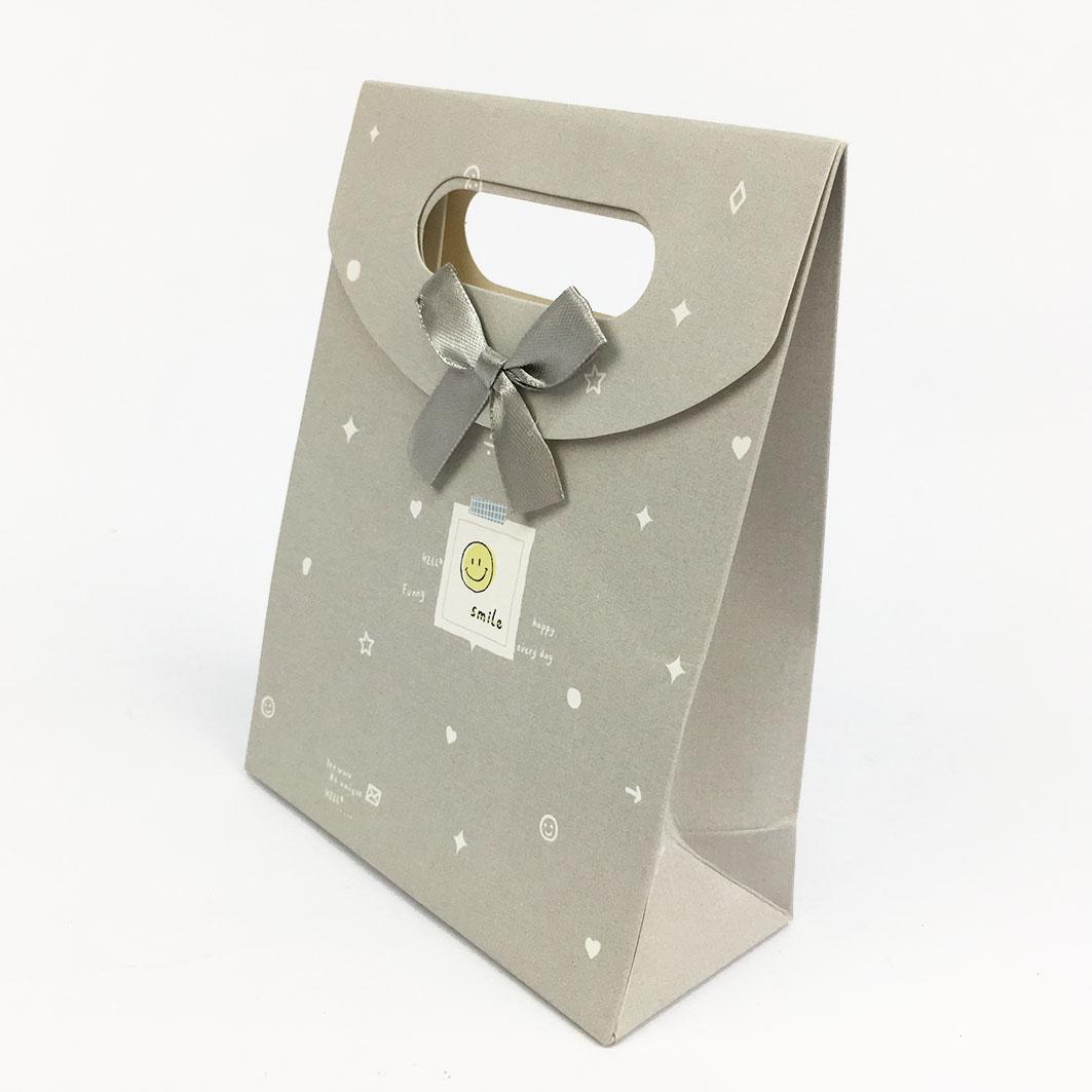 B216 打洞禮品袋-微笑便利貼