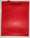 B99 紅色壓紋紙袋