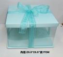 X289 PET透明禮物(蛋糕)盒J
