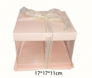 X320 透明禮物盒(O)