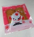 V236 聖誕節OPP自黏糖果袋「聖誕老人」