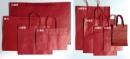 M116 紅色牛皮手提紙袋