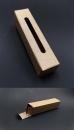 X105 紙盒紙箱「牛皮開窗精油紙盒」
