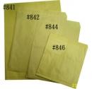 E31 素牛鋸齒平口紙袋