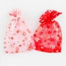 L3 Pinky小花雪紗袋