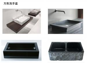 方形洗手盆