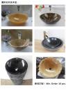 圓形洗手盆
