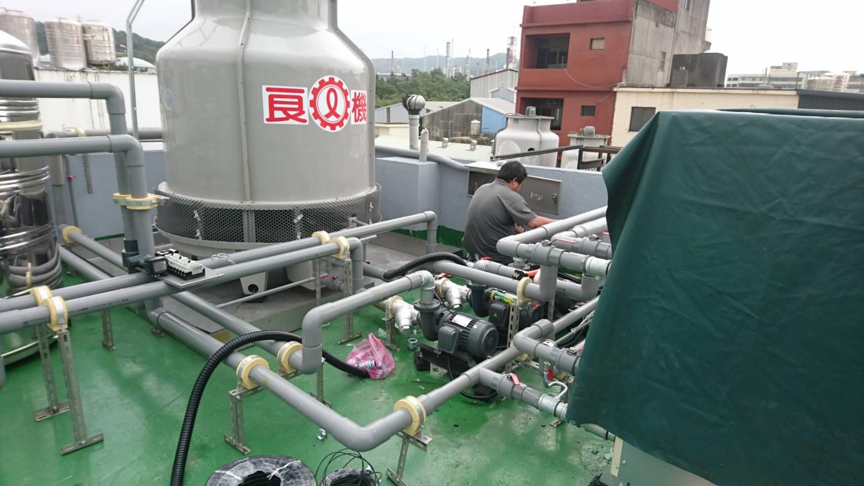 化學除濕機配管工程