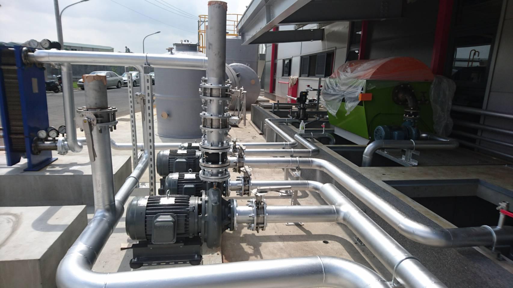 冷卻水塔管配管工程