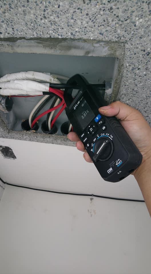 電力效能檢測