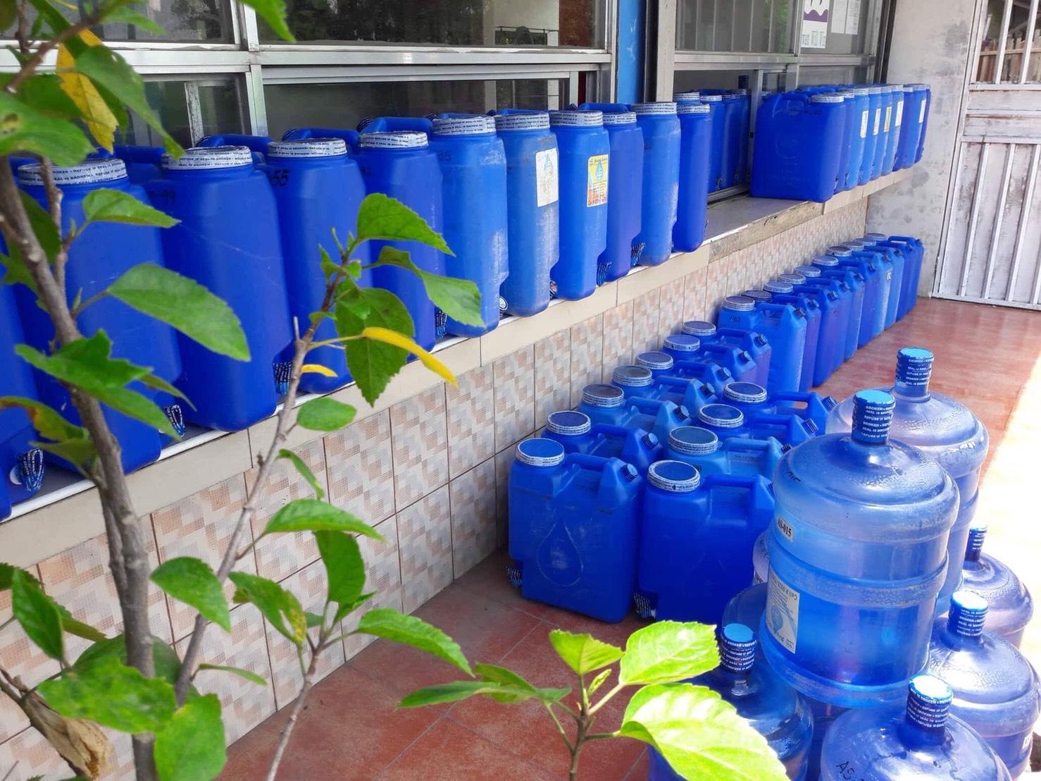 菲律賓加水站