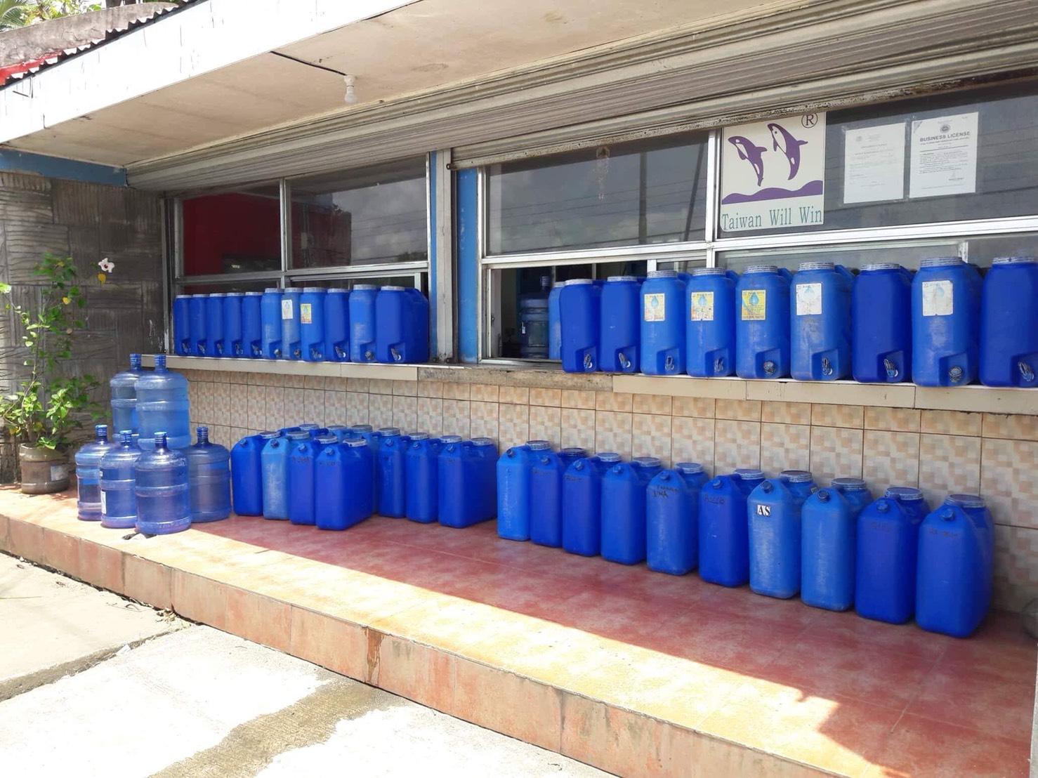 菲律賓加水站-2