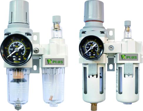 RAC系列過濾器&調壓器+油霧器 兩點式