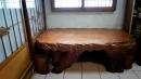 台灣檜木天然桌