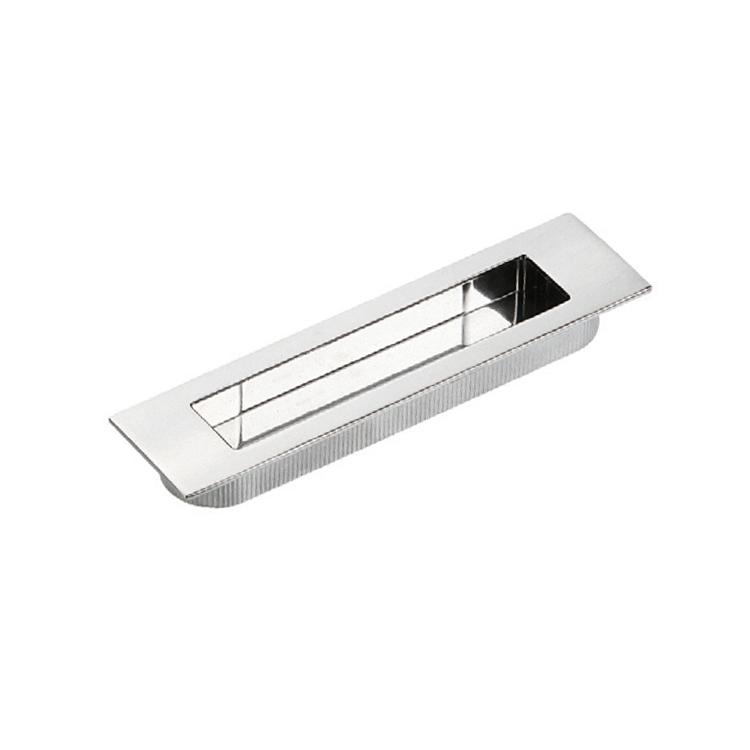 Z724-96 櫥櫃抽屜門把 取手 門鈕 櫃子拉手 雙孔把手 崁把手