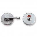 K2921-2 不鏽鋼圓形鎖