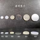 B29 透明墊片 1片100顆 玻璃墊片 止滑墊片