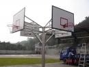 4面用籃球架