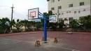 雙面用籃球架